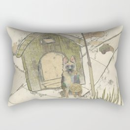 Basic Training Rectangular Pillow