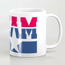 Cream Team Coffee Mug
