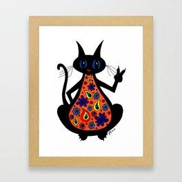Peace! Framed Art Print