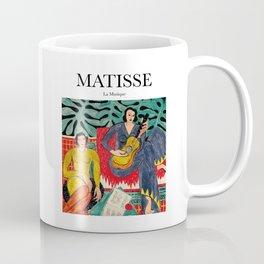 Matisse - La Musique Coffee Mug