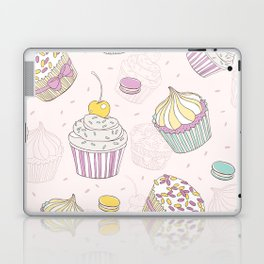 Sweets Galore! Laptop & iPad Skin