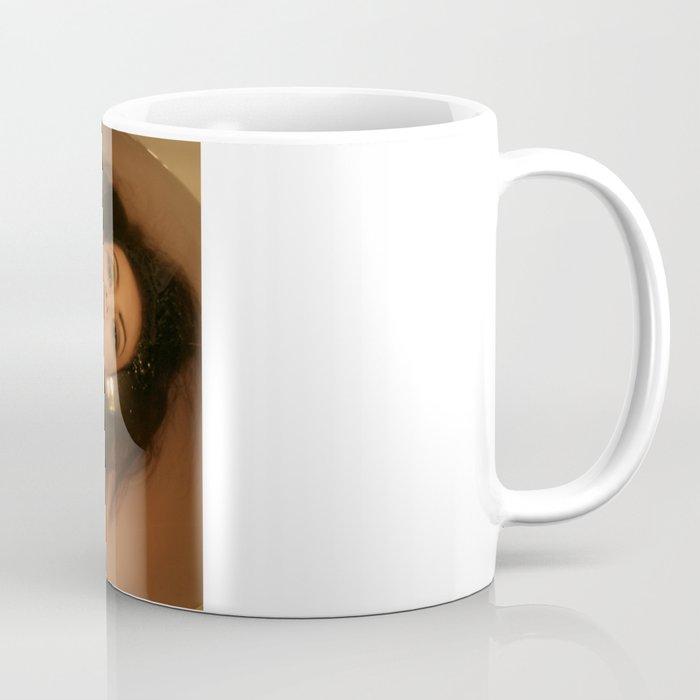 Blue Takes a Bath Coffee Mug
