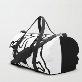 Madonna & Child Duffle Bag