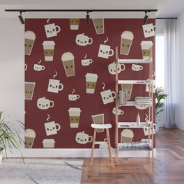 Coffee Break Wall Mural