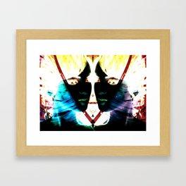 The Light Within - Madaline Framed Art Print