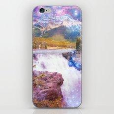 Waterfall and Mountain iPhone & iPod Skin