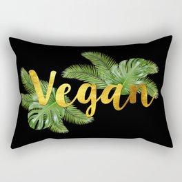 Tropical Vegan Rectangular Pillow