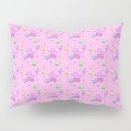 Baby Girl 2 Pillow Sham