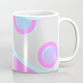design in pastel tones -7a- Coffee Mug