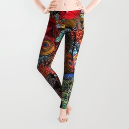 The Koi Leggings