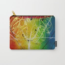 Swirl of Joy Carry-All Pouch