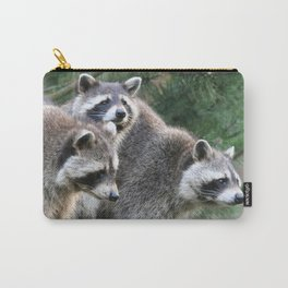 Raccoon_001_by_JAMFoto Carry-All Pouch