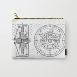 Yes, I'm a Mechanical Engineer Carry-All Pouch