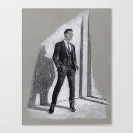 Tom Hiddleston: TIFF Canvas Print