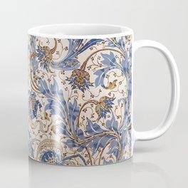 Aged Pomegranate Pattern Coffee Mug