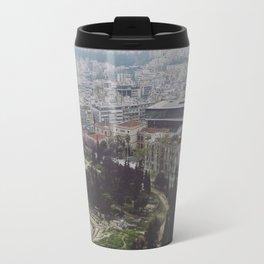 Ancient Modernity Travel Mug