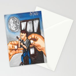 Issue 2: I Never Forgot Stationery Cards