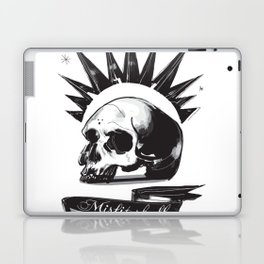 Misfit Skull Laptop & iPad Skin