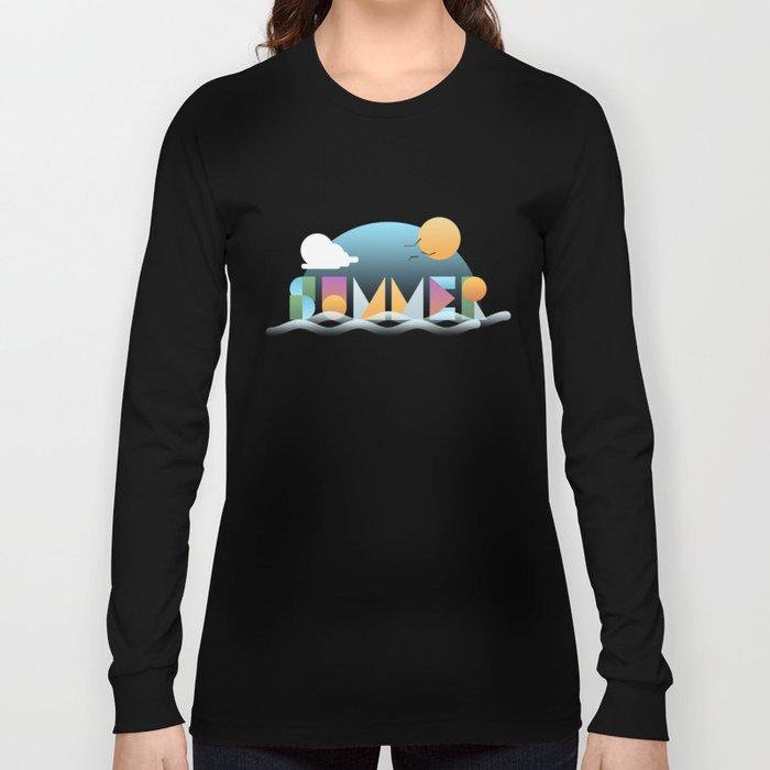 It's Summer Time Long Sleeve T-shirt
