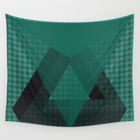 triangle Wall Tapestries featuring Triangle*** by Mr and Mrs Quirynen