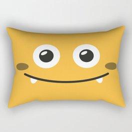 YELLOW MONSTER Rectangular Pillow