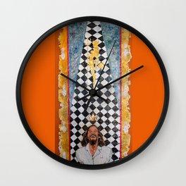 Gutterballs  Wall Clock