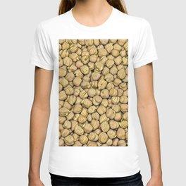 Hummus Pills Pattern Mix T-shirt