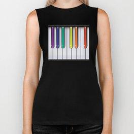 Colour Your Music Biker Tank