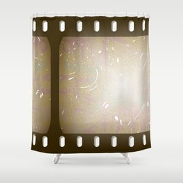 Old Film Shower Curtain