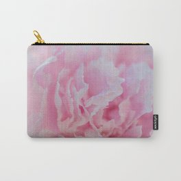 Pink Peony - Flower Photography Carry-All Pouch
