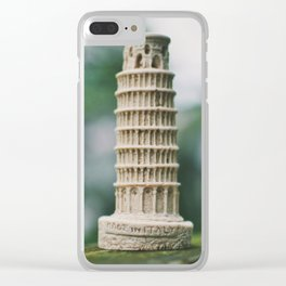 Made in Italy Clear iPhone Case