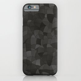 Geometric Shapes Fragments Pattern 2 gw iPhone Case