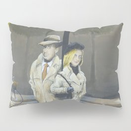 Midnight in Paris Pillow Sham