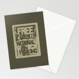 PRKNG Stationery Cards