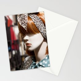 Mannequin 5a Stationery Cards
