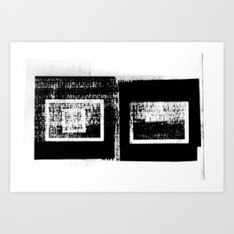 DUPLICITY / 03 Art Print