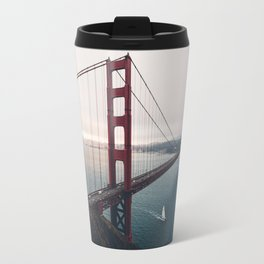 Golden Gate Bridge - San Francisco, CA Travel Mug