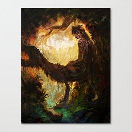 Igon Canvas Print