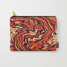 Fire Agate Carry-All Pouch