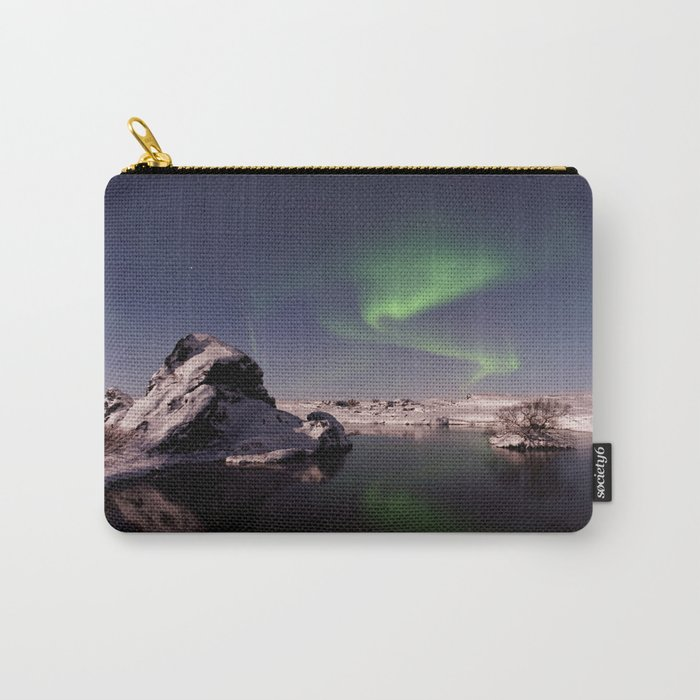 Northern Lights XVV Carry-All Pouch
