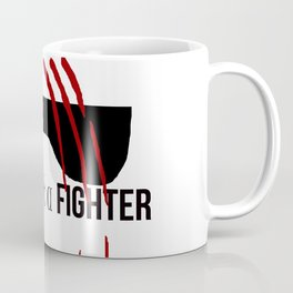 Lover Not a Fighter Coffee Mug