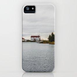Artist Point Trail, Grand Marais, Minnesota 13 iPhone Case