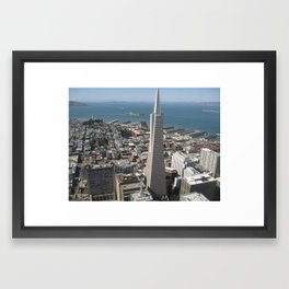 San Francisco Bay Framed Art Print