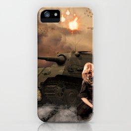 War Never is Good iPhone Case