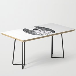 girl with wings Coffee Table