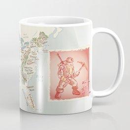 Warden of the 49 Keeps Mug
