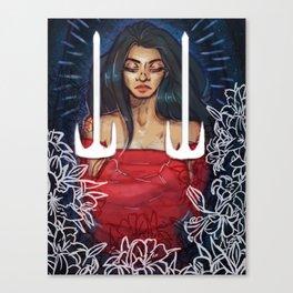 Elektra Votive Canvas Print