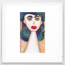 La Diva... Series... Framed Art Print