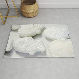 60pieces Fish-shaped Pancakes Rug