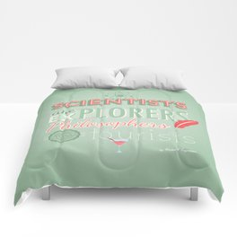 Feynman Comforters